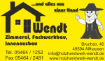 Zimmerei Wendt GmbH & Co. KG